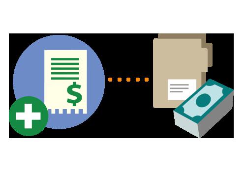 Emitere factură pentru dosar cu sumă fixă