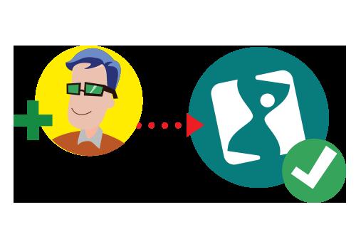 Adăugare utilizator sau administrator în cont