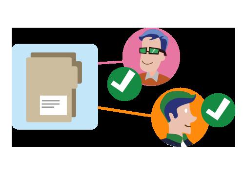 Repartizare utilizatori și echipe în proiecte