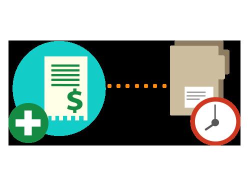 Emitere factură pentru dosar cu rată orară